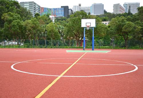 Top Basketball Courts In Long Island New York Flex Court