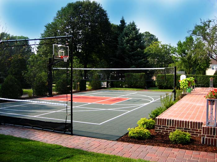 Indoor Basketball Courts In Long Island Flex Court